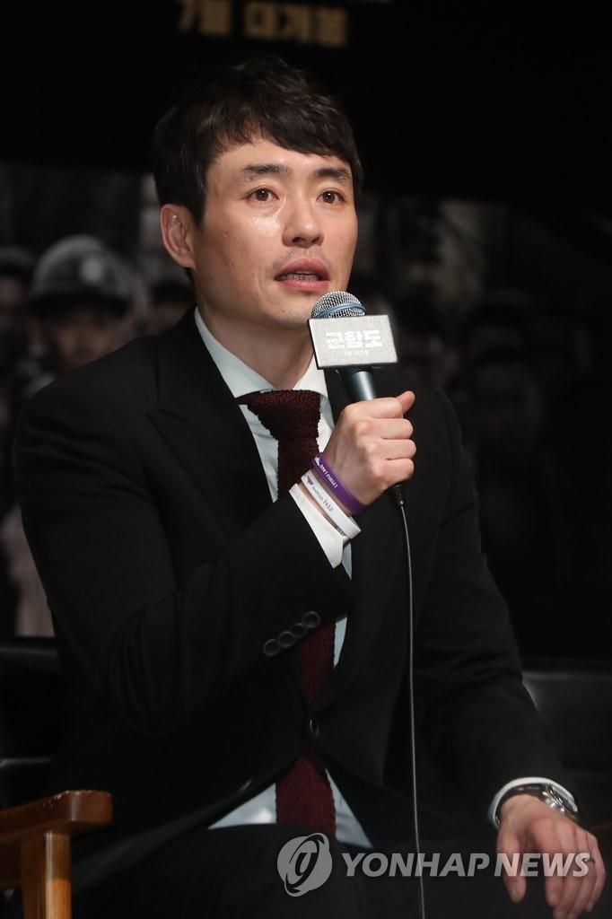 导演柳承莞介绍新片