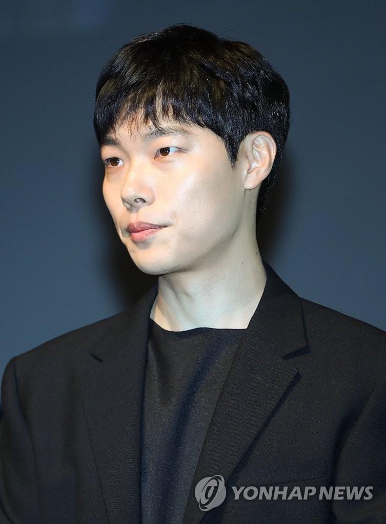演员柳俊烈
