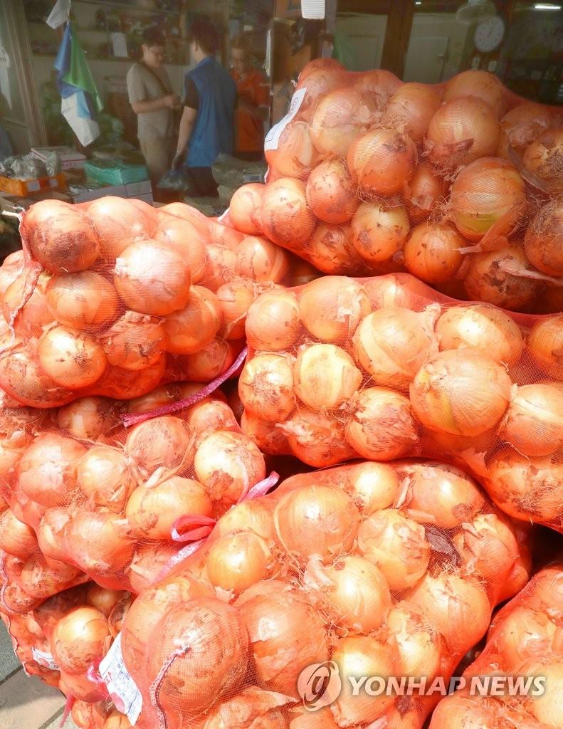严重干旱致蔬菜价格上涨