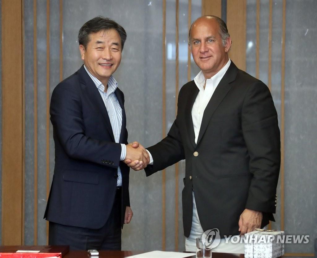 厄瓜多尔驻韩大使与韩联社协商PNN加入事宜