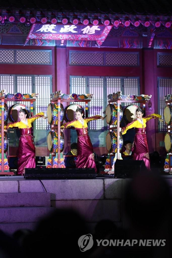景福宫举行故宫音乐会