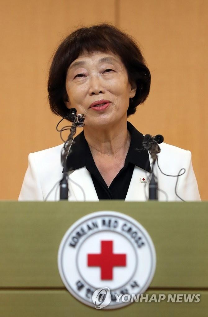 韩向朝提议举行红十字会谈