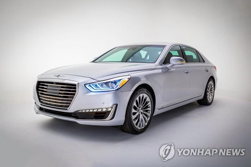 捷恩斯G90获选2017最理想汽车