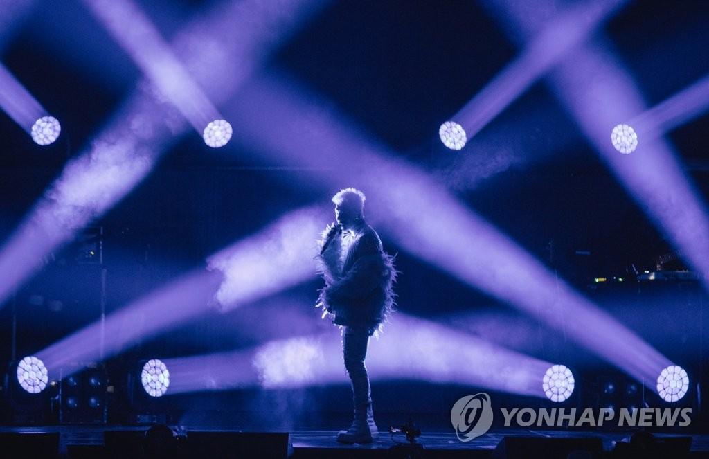 BIGBANG太阳开唱