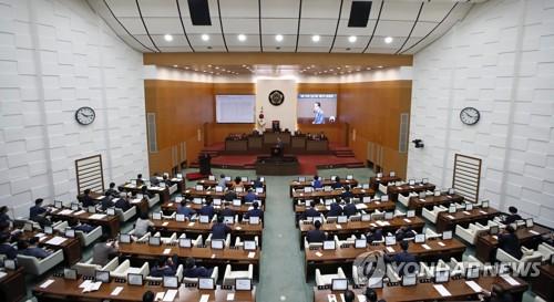 韩两地议会反制日本限贸