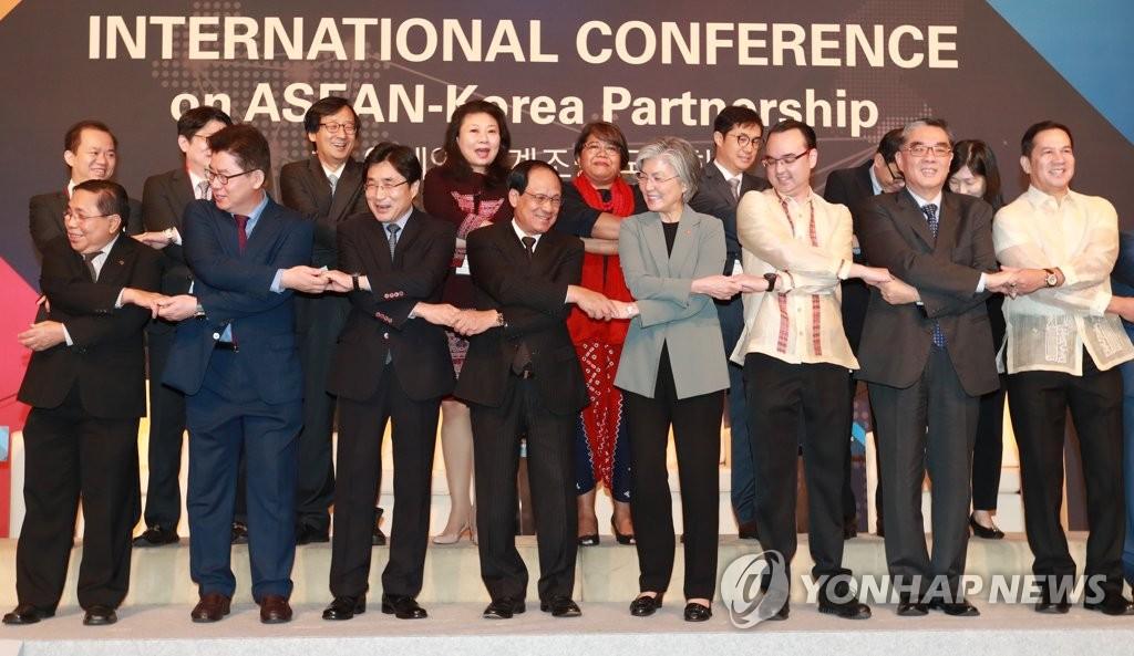 回顾韩东盟关系发展历程