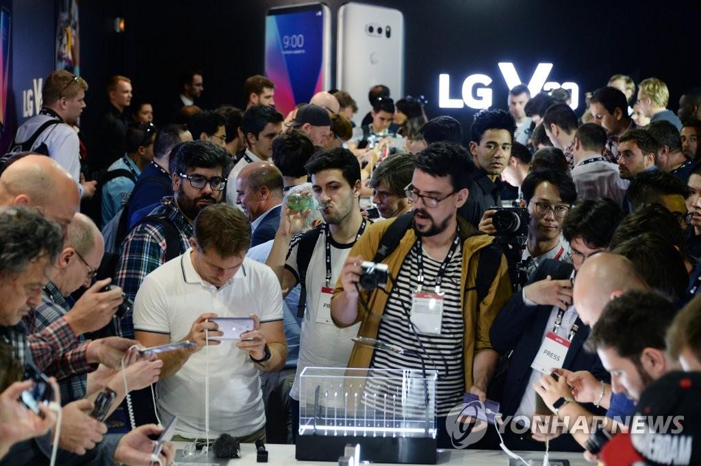 体验LG V30