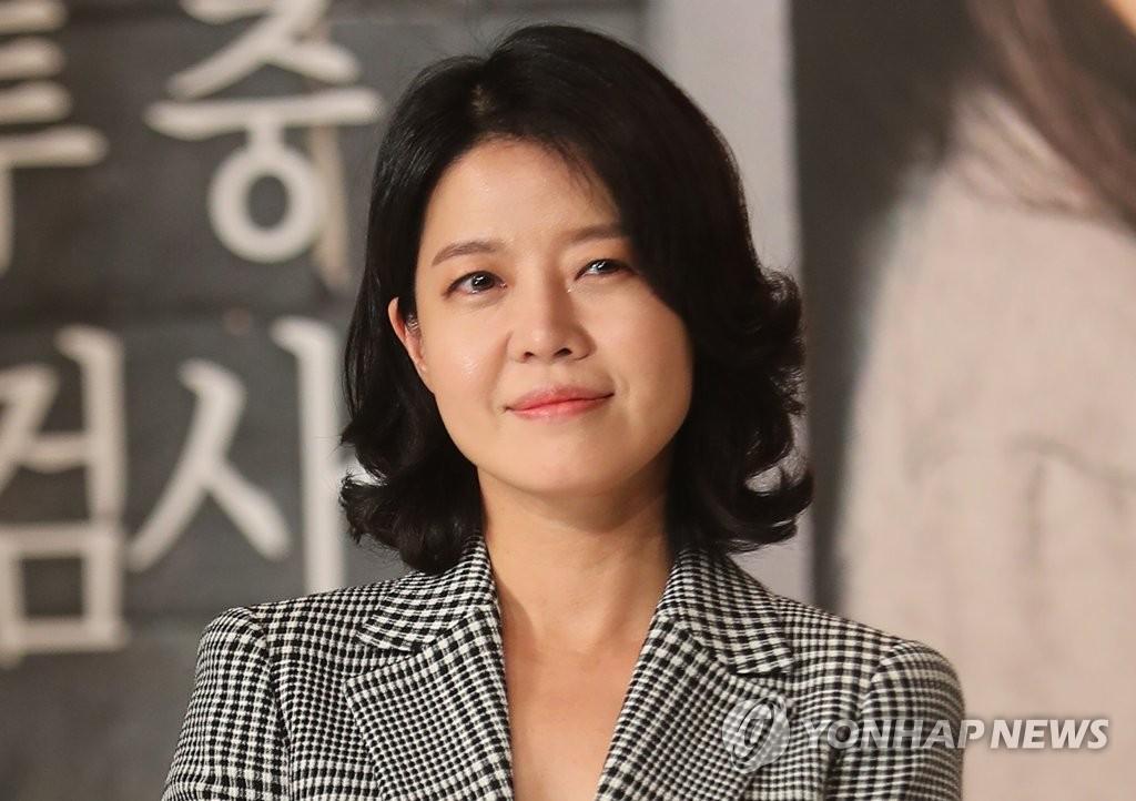 演员金丽珍