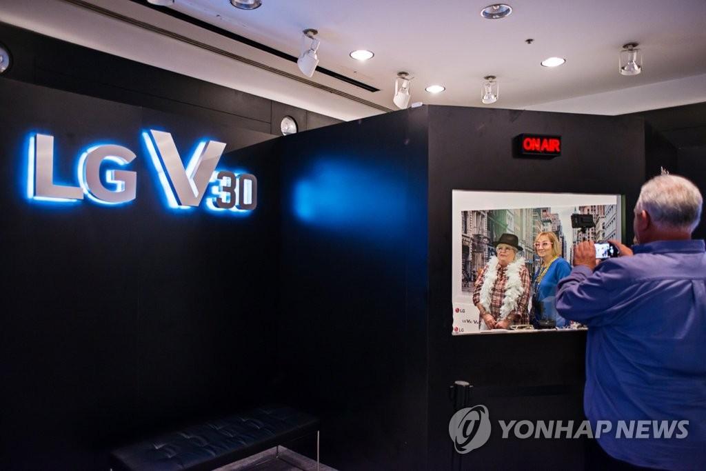 纽约影展看客体验LG V30