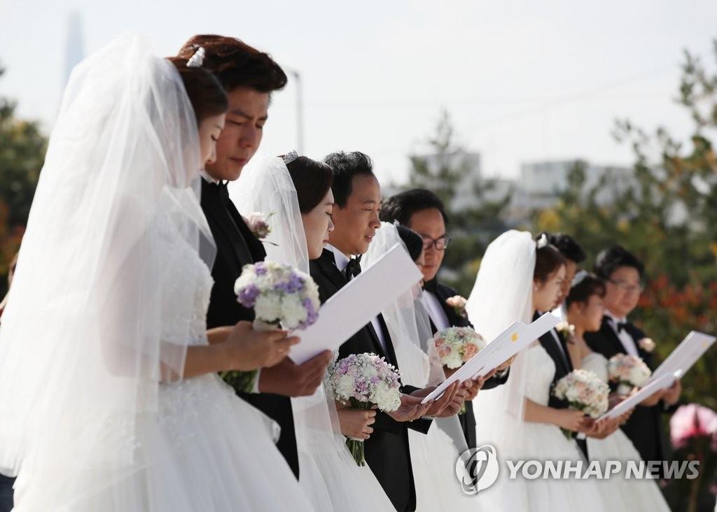 调查:韩涉外婚姻越南籍妻子和中国籍丈夫最多