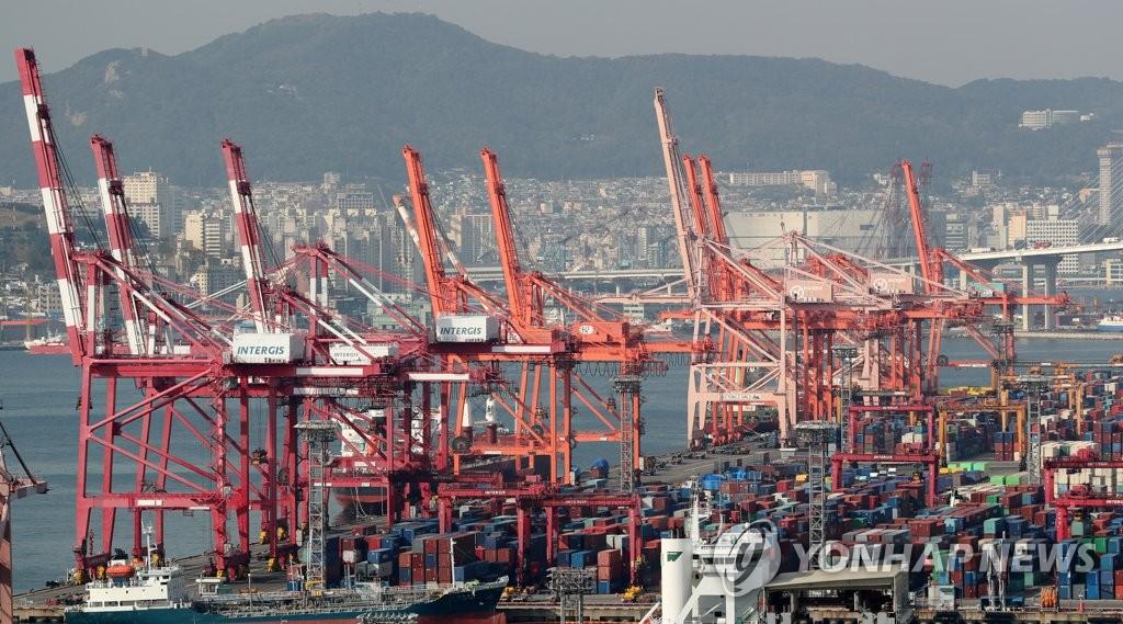 详讯:韩2018年第三季GDP环比增0.6%