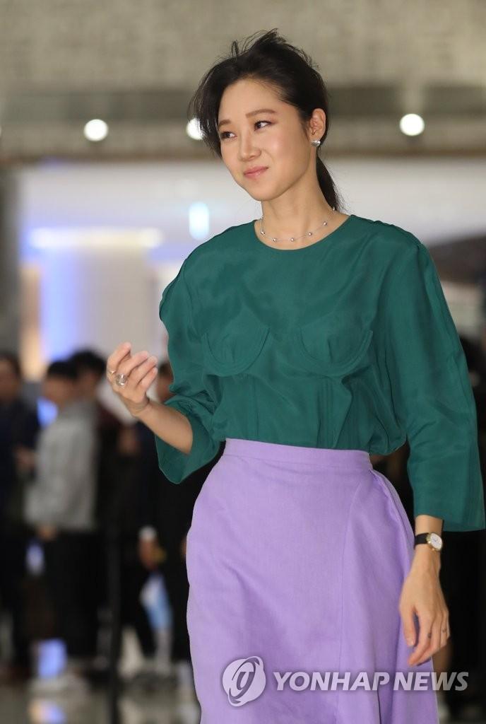 时尚女王孔晓振