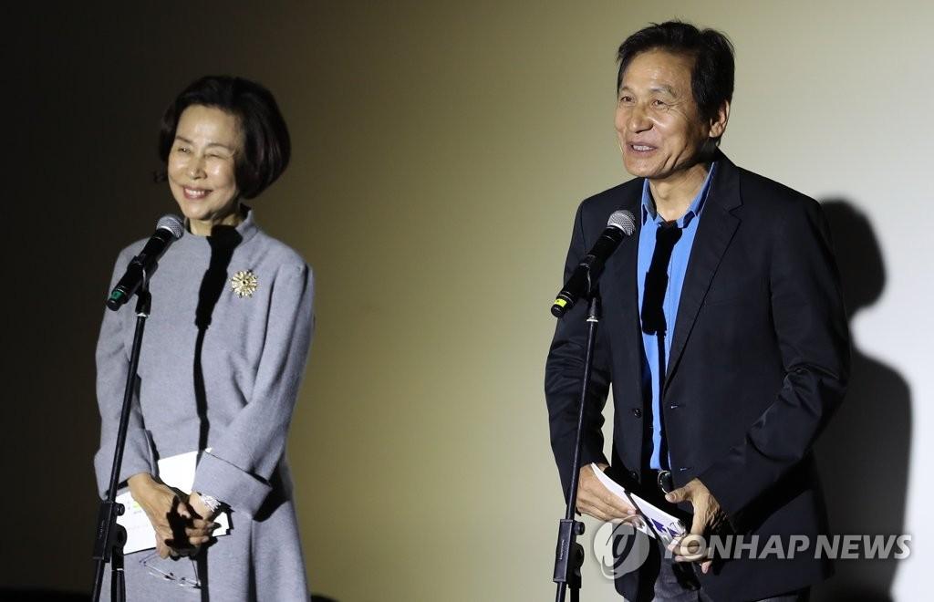 韩亚国际短片电影节开幕