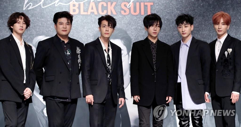 """""""韩流帝王""""SJ回归"""