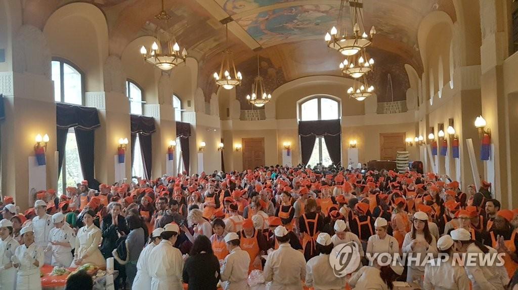 韩国将举行泡菜庆典宣传泡菜文化