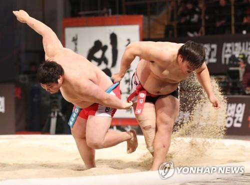 详讯:韩朝传统摔跤共同入选非遗