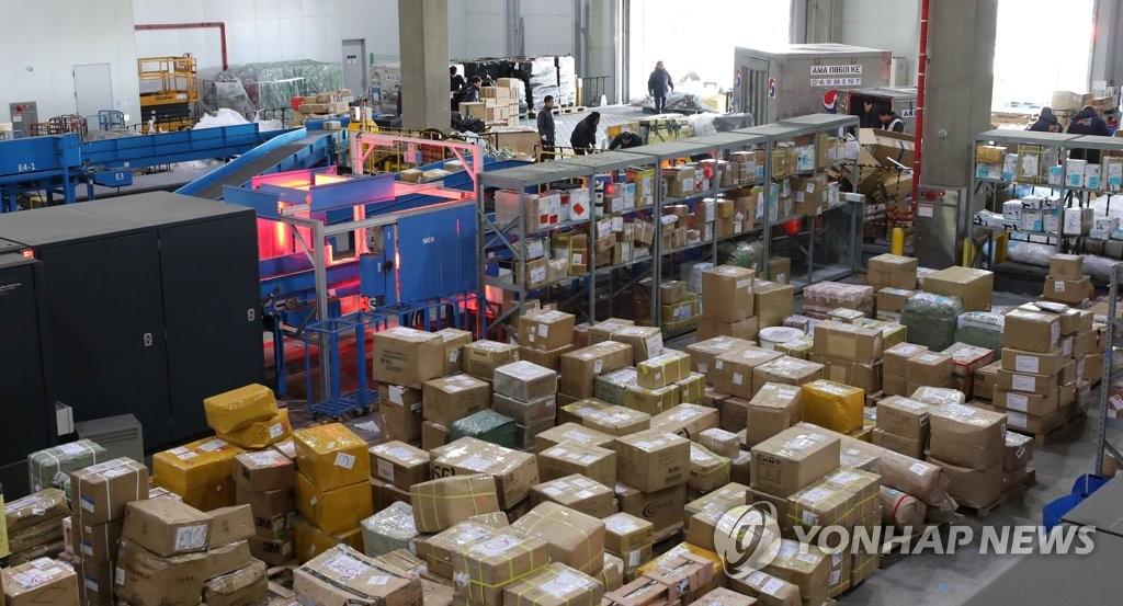 统计:韩国人去年海淘中国产品次数增幅翻番