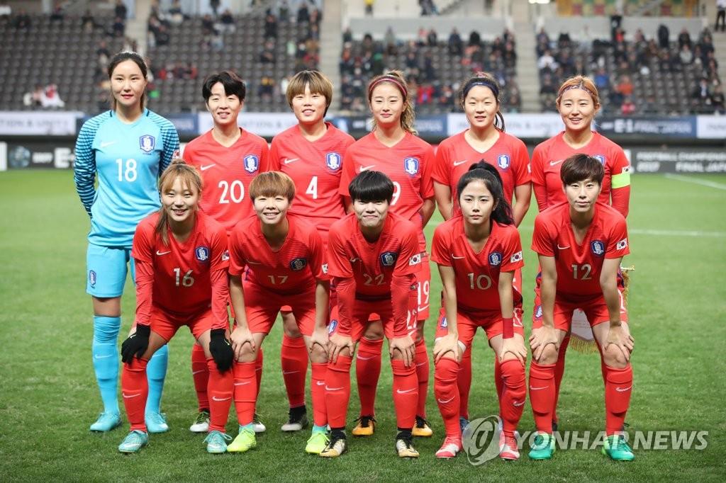 东亚杯韩国女足