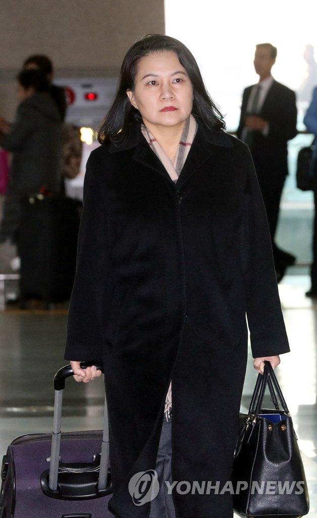 韩美FTA谈判韩方首席代表赴美