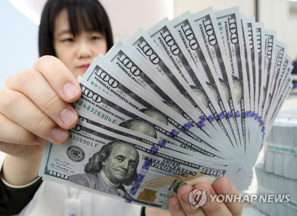 韩2017年12月外储再创新高