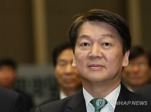 韩正未来党前议员安哲秀宣布重返政坛