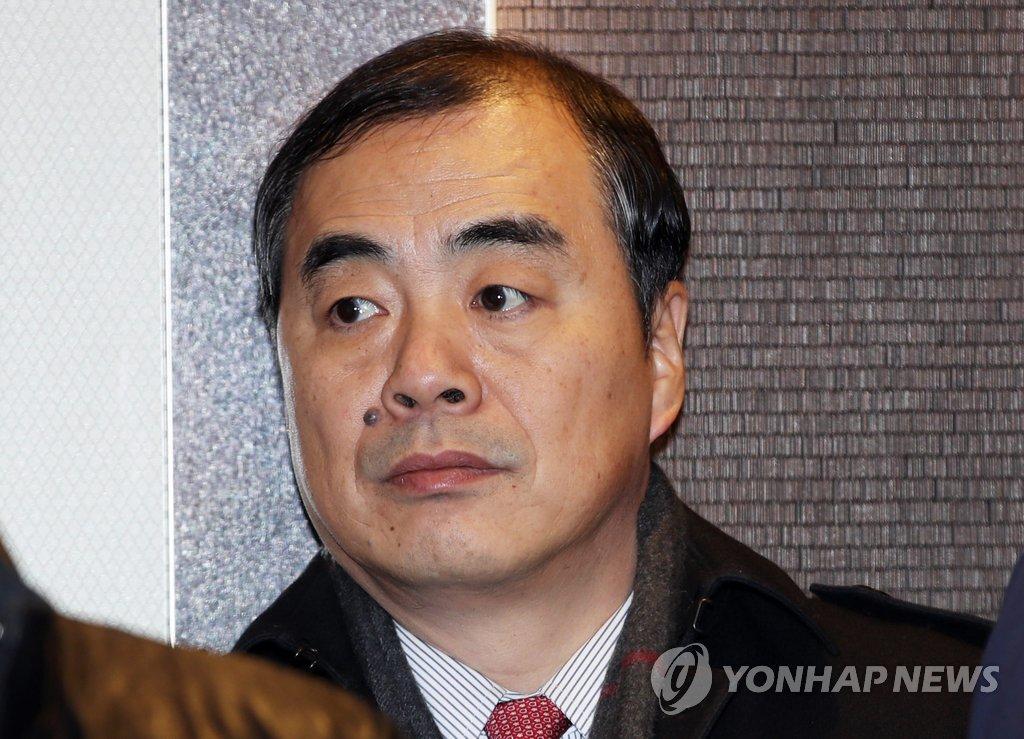 中国副外长做客韩使馆体现关系回暖