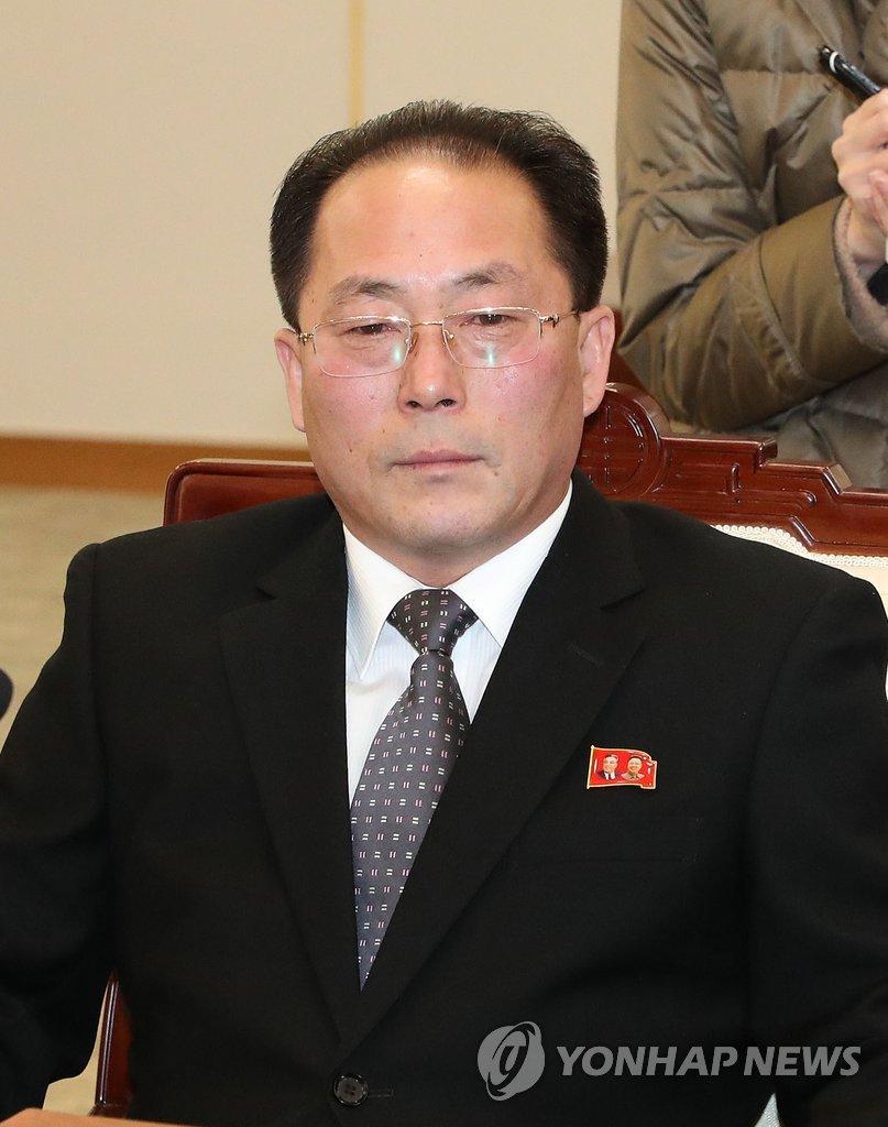 朝鲜对韩机构高官田钟秀出任联办朝方主任