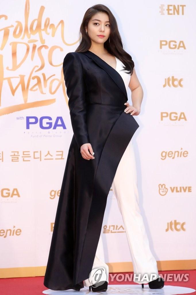 音源女王Ailee