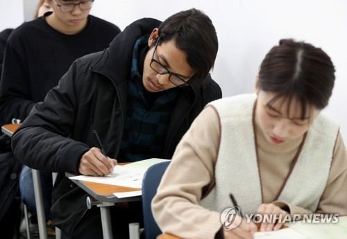 韩国语能力考试将每年实施1次以上