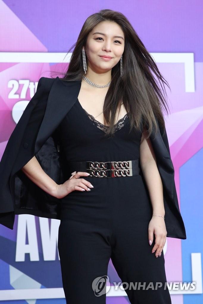 歌手Ailee