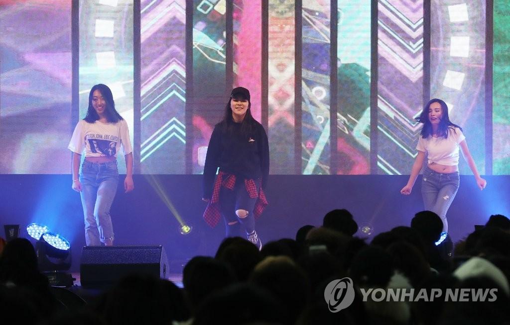 K-POP舞蹈模仿大赛