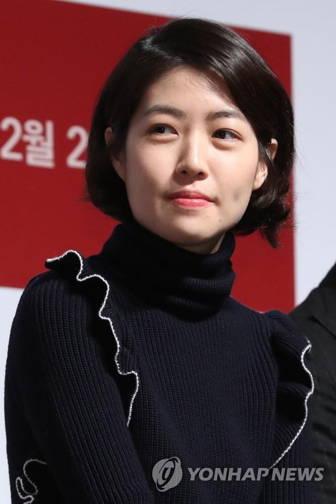 新片《宫合》女主沈恩敬