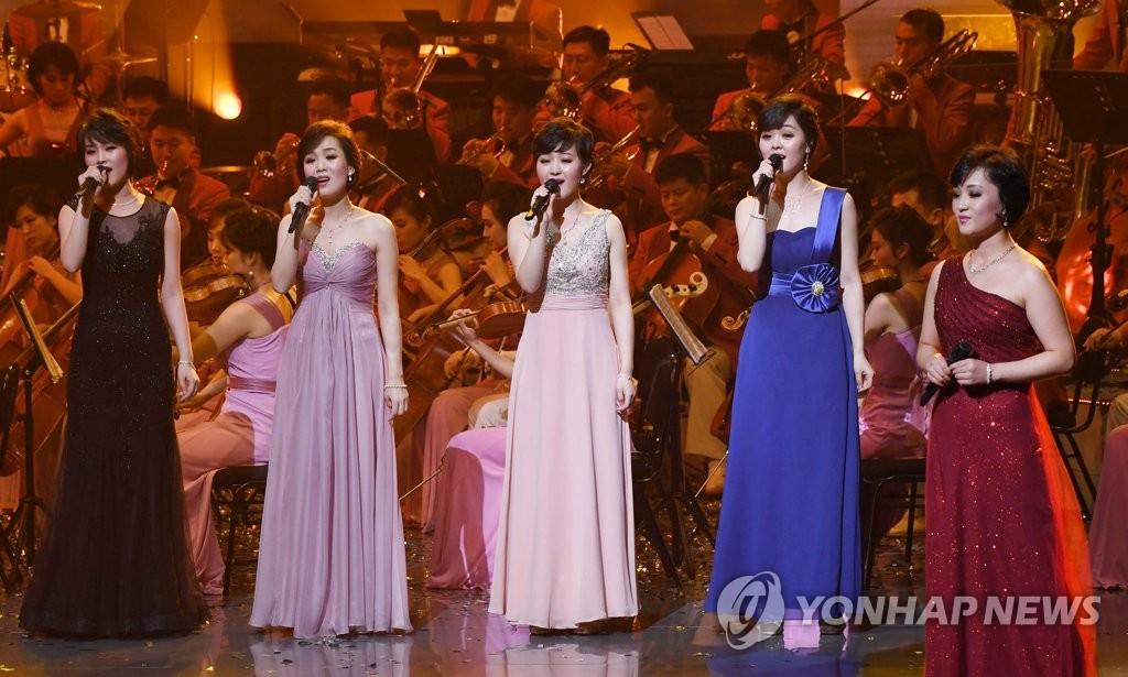 朝鲜艺术团恐难月内访韩演出