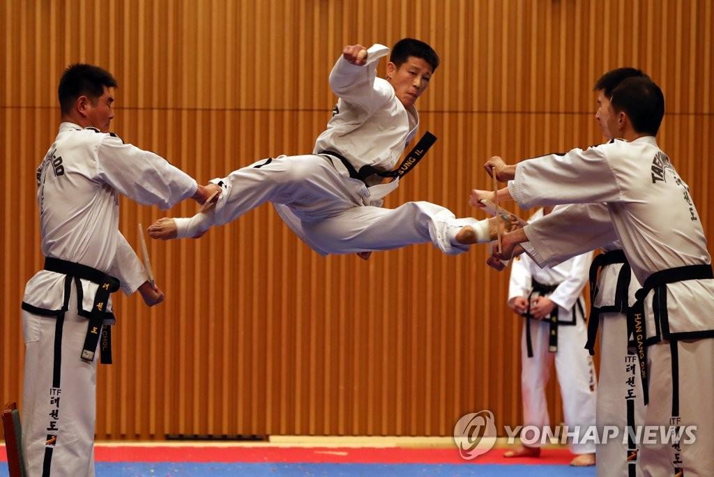 朝鲜滑雪选手:韩朝联合加油特别给力 - 8