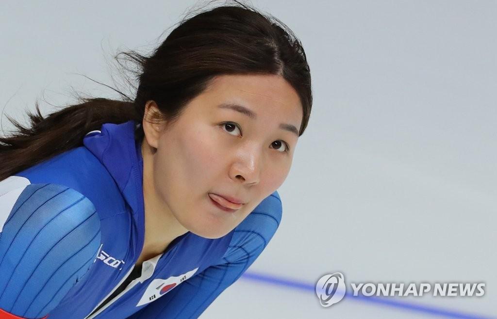 韩国速度滑冰选手朴胜羲