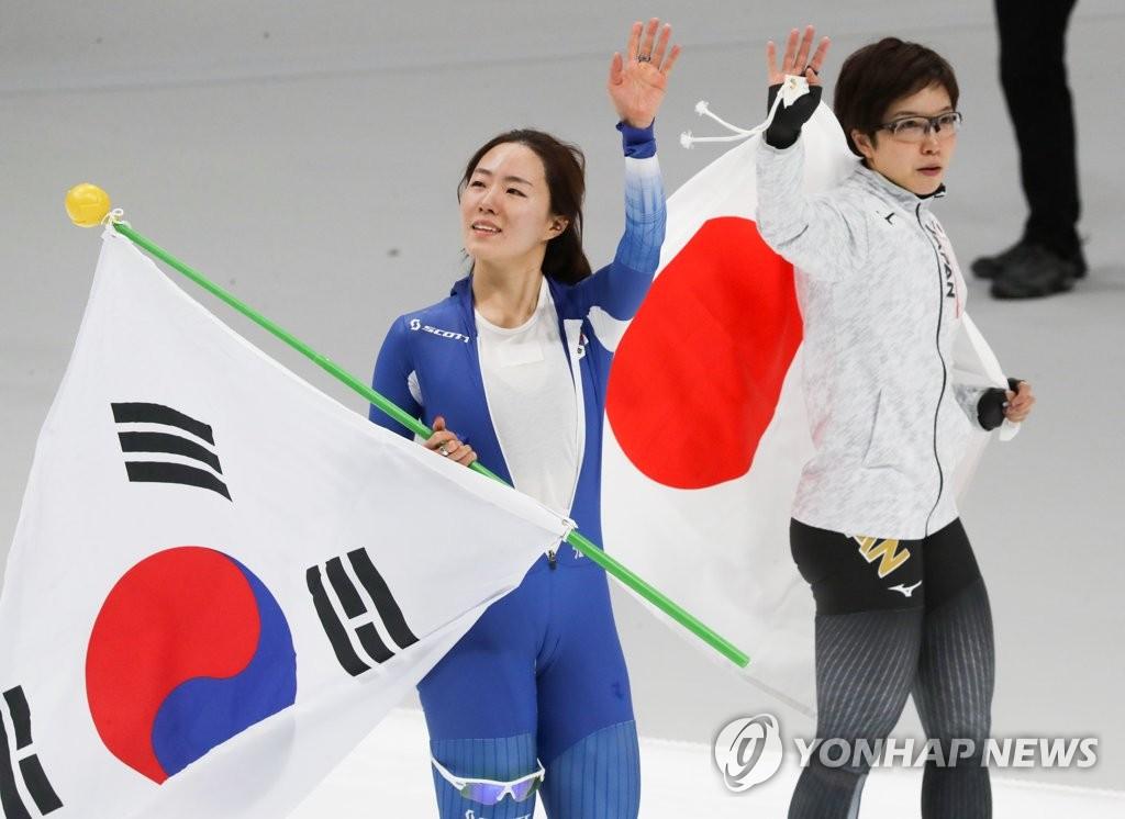 冬奥速滑女子500米金银牌得主