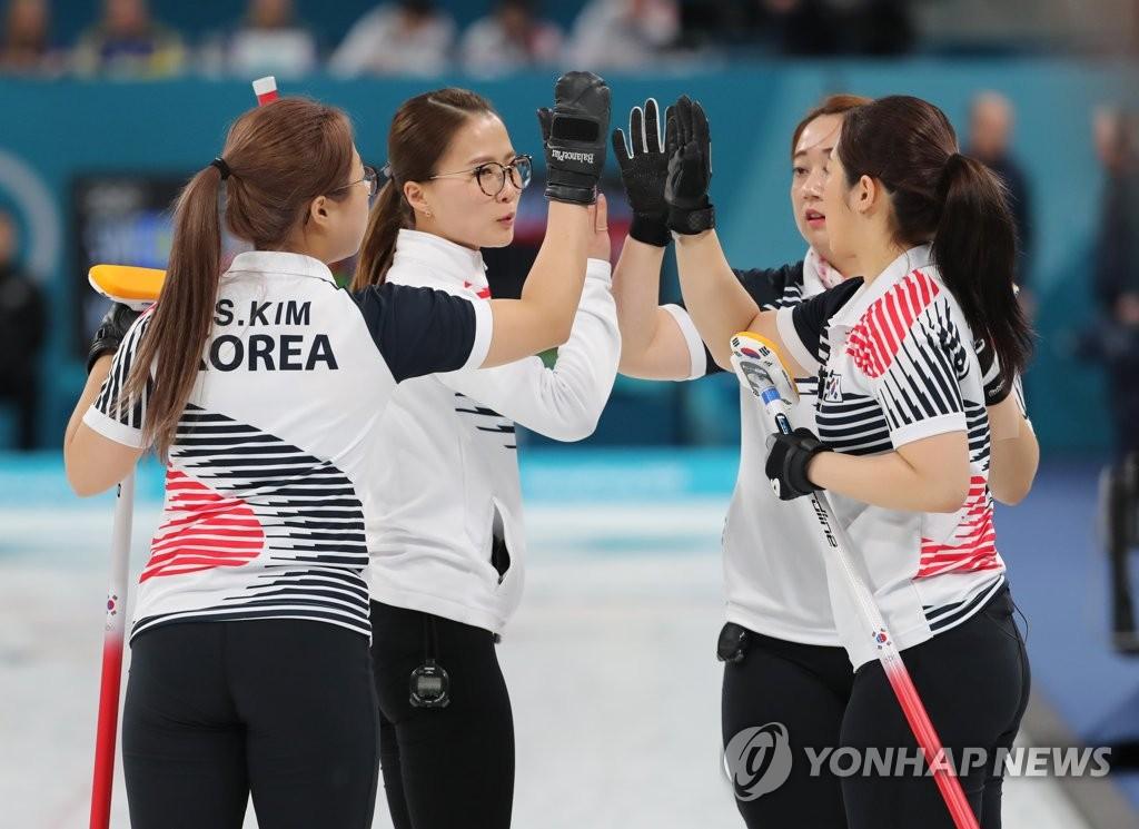 韩国女壶加油!