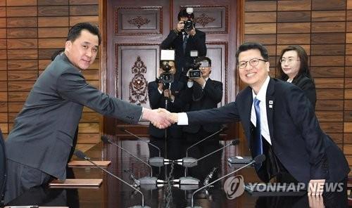 韩朝开会商讨朝鲜参加冬残奥事宜