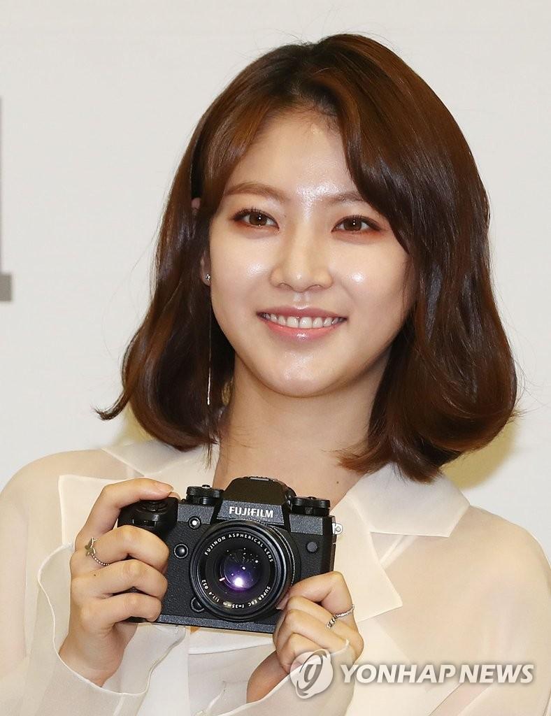 演员孔升妍