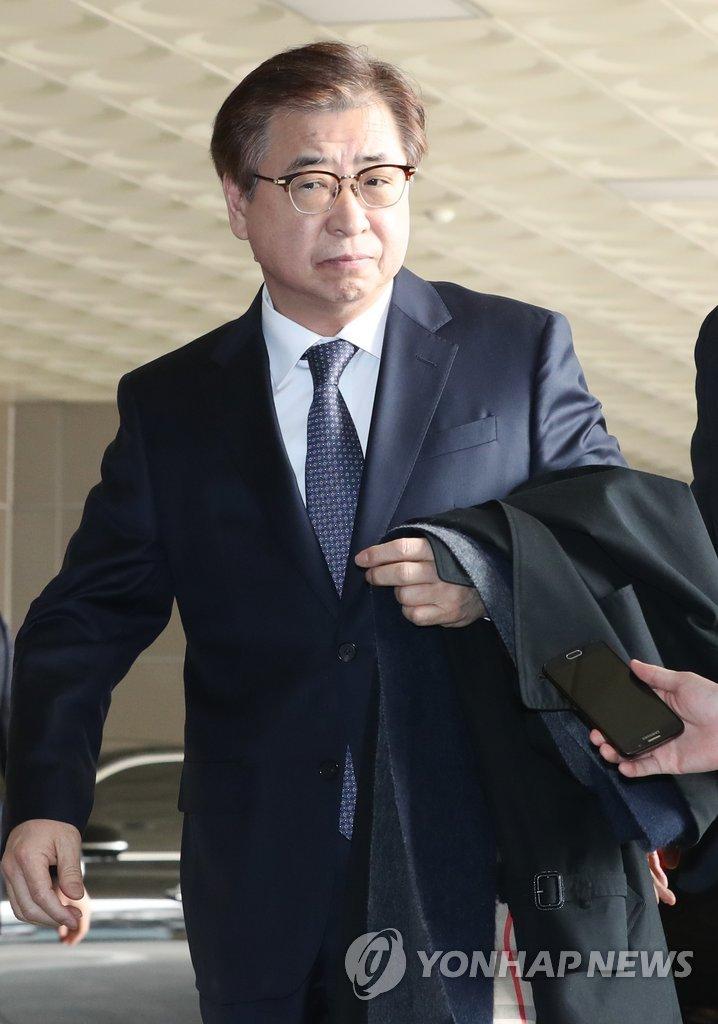 韩国情院院长赴日