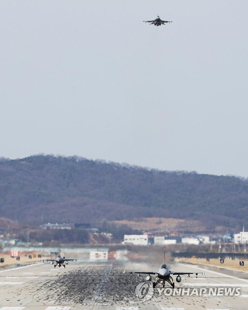韩美联演拟4月1日启动