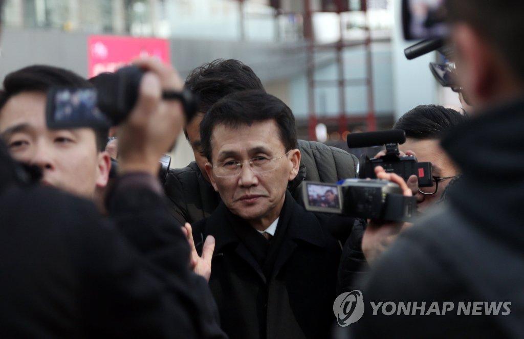 朝鲜外务省北美局副局长抵京