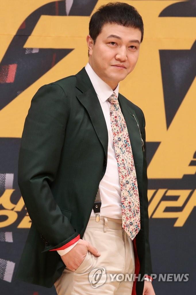 实力演员郑雄仁