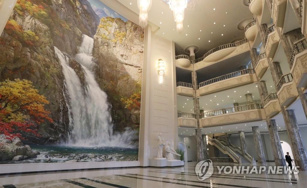 东平壤大剧场