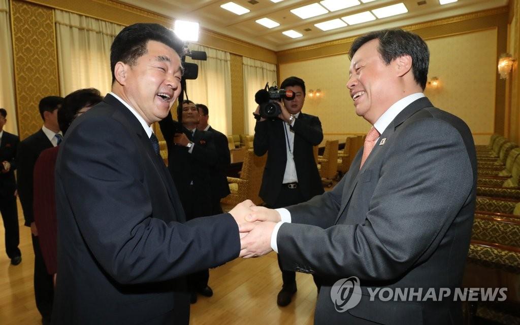 韩文体部长官启程赴瑞士访问国际奥委会