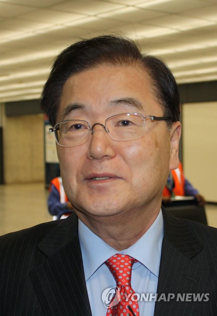 韩国安首长:韩美坚持以无核化促和平 - 1