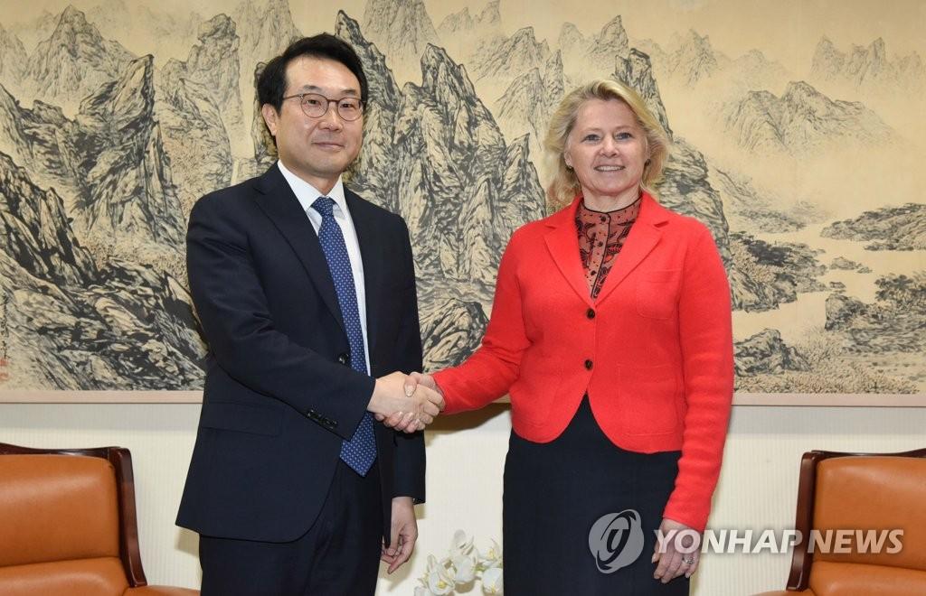 六方会谈韩方团长拟本周赴美讨论朝鲜弃核方法