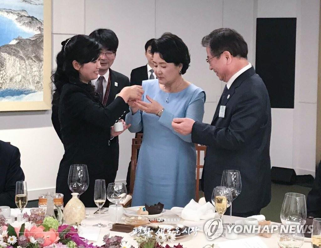 文金会花絮照