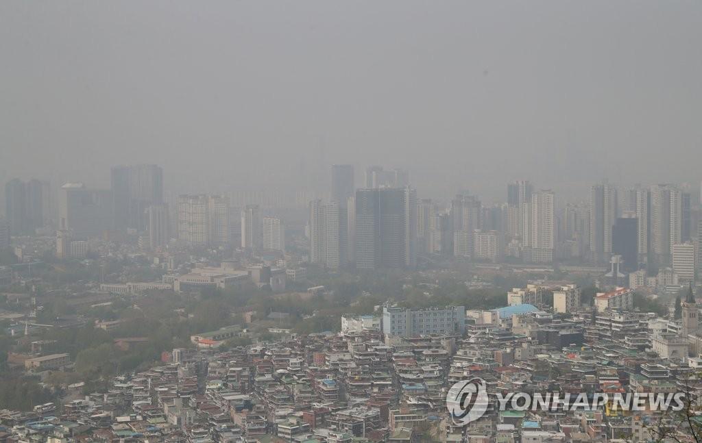 韩公民对韩中政府发起雾霾索赔群诉