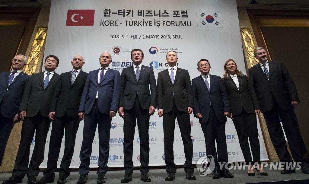 韩国土耳其商务论坛